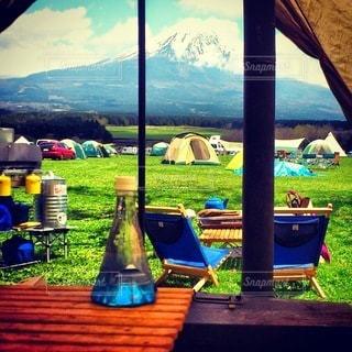 おしゃれキャンプの写真・画像素材[7731]