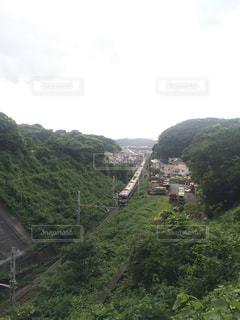 山のビュー - No.726722