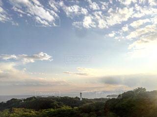 空には雲のグループ - No.727424