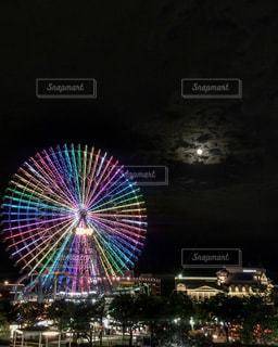 みなとみらい夜景の写真・画像素材[729132]