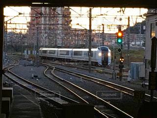 鋼のトラックの列車 - No.771317