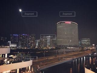 都市のトップ ビューの写真・画像素材[794959]