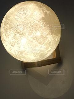 私だけの月夜の写真・画像素材[1066401]