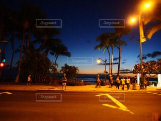 夜景の写真・画像素材[240024]