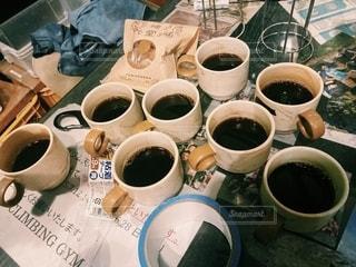 ジムのコーヒーの写真・画像素材[2705313]