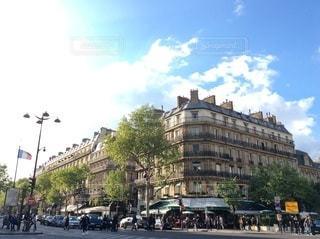 Saint-Germain-des-prèsの写真・画像素材[6710]