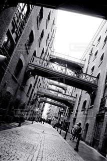 街角の写真・画像素材[6678]