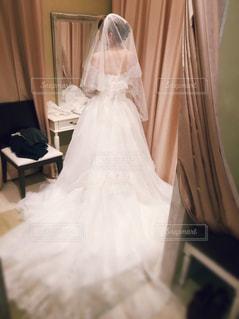 ドレスの写真・画像素材[301037]