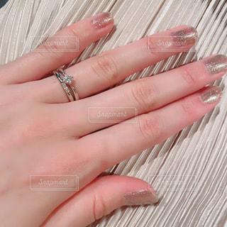 結婚指輪の写真・画像素材[3345590]