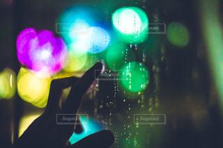 クローズ アップの光のの写真・画像素材[957177]