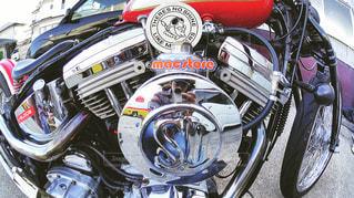 バイクの写真・画像素材[241527]