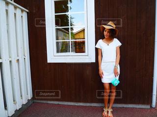 女性の写真・画像素材[242404]