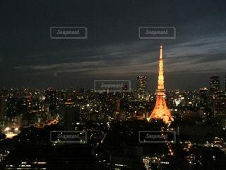 東京タワーの写真・画像素材[298728]