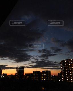 夕暮れの写真・画像素材[241843]