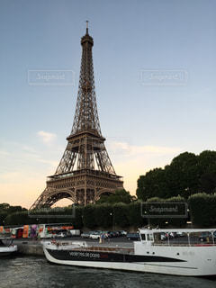 エッフェル塔の写真・画像素材[243148]