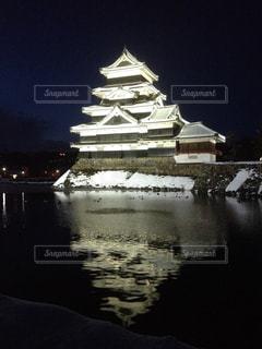 松本城の写真・画像素材[244651]