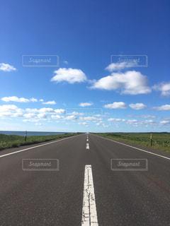 道路の写真・画像素材[242182]