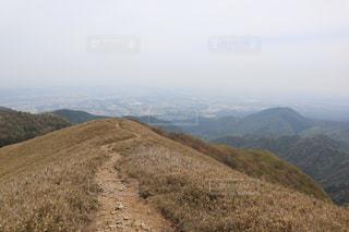 山の眺めの写真・画像素材[2277958]