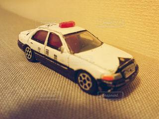 おもちゃの車の写真・画像素材[1087422]