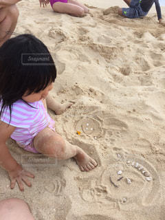子どもの写真・画像素材[243025]