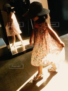 夕日の写真・画像素材[487184]