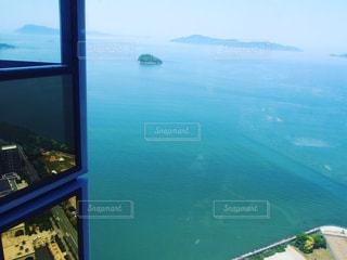 海の眺めの写真・画像素材[1235209]