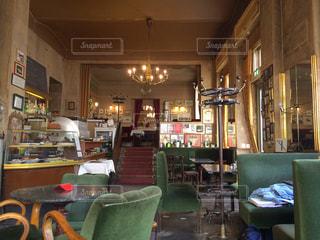 カフェの写真・画像素材[243377]