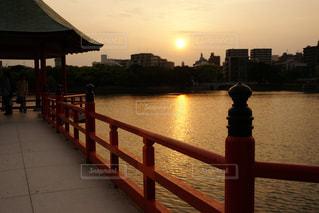 夕日の写真・画像素材[243848]