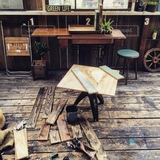 木製の写真・画像素材[10017]