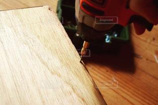 木製カッティング ボードの写真・画像素材[849267]