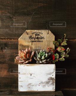 木製のテーブルにフルーツ ボウルの写真・画像素材[849271]
