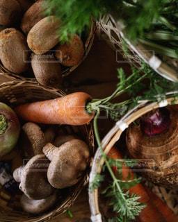オーガニック野菜の写真・画像素材[3154741]