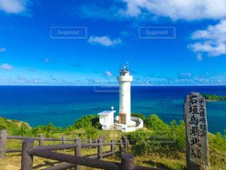 石垣島最北端の写真・画像素材[1157217]