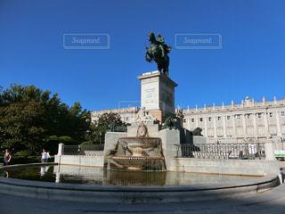 スペインの宮殿の写真・画像素材[771716]