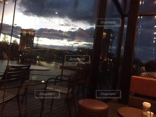 カフェの写真・画像素材[245070]