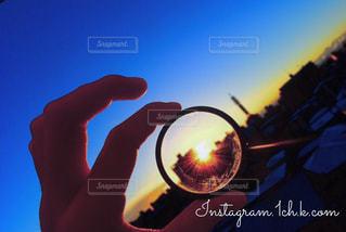 太陽の写真・画像素材[599415]