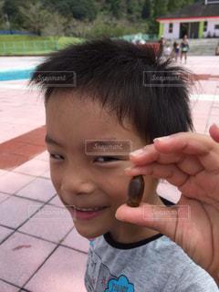 子どもの写真・画像素材[246739]