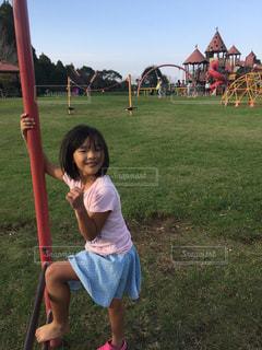 子どもの写真・画像素材[248248]