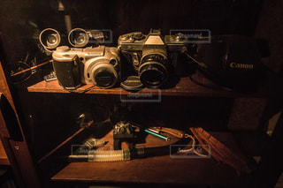 カメラの写真・画像素材[246666]