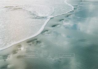 海の横にある水します。の写真・画像素材[106]