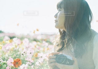 メガネ、カメラ目線の女 - No.117