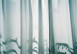 バスルームにはシャワー カーテンの写真・画像素材[1325]