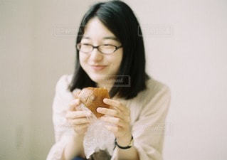 女性の写真・画像素材[14607]