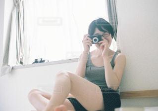 女性の写真・画像素材[144346]