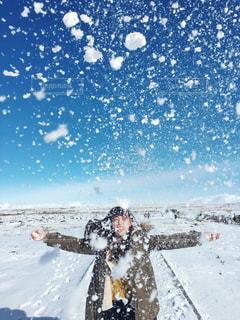 冬の写真・画像素材[418653]