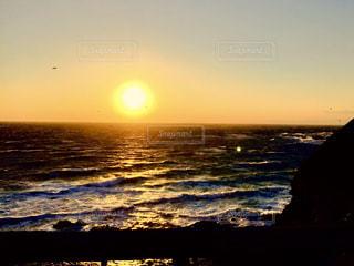 夕焼けの写真・画像素材[764079]