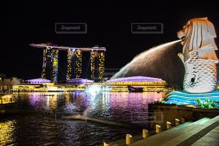 夜景の写真・画像素材[249815]
