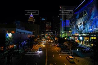 夜景の写真・画像素材[250960]