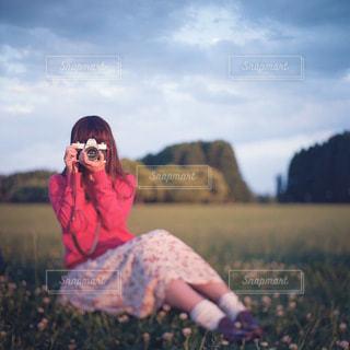 女性の写真・画像素材[6482]
