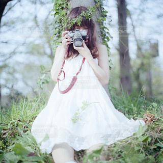 女性の写真・画像素材[6404]